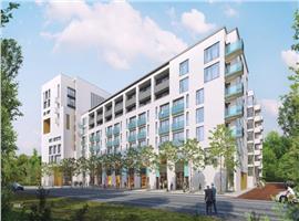 Apartament 3 camere 81 m si 12 m terasa  in Gheorgheni imobil nou
