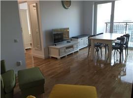 Apartament 3 camere imobil nou Calea Manastur, semicentral