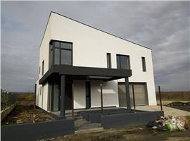 Casa individuala partial finisata zona Sopor, Cluj Napoca