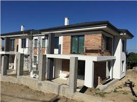 Casa cuplata 120 m si 370 teren de vanzare in Europa, Cluj Napoca