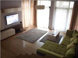 Duplex ultrafinisat cu 300 mp teren de vanzare in Gheorgheni