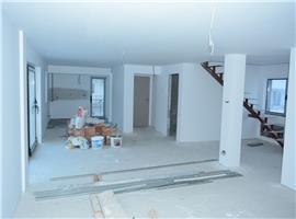 Apartament  cu scara interioara140 mp in vila zona Buna Ziua