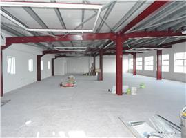 Spatiu 600 mp ideal pentru show-room sau birouri in Floresti