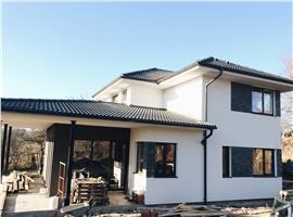 Casa cu 4 camere si 560 teren de vanzare in  Feleacu