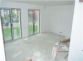 Vanzare apartament cu 4 camere 92 m si gradina in Buna-Ziua