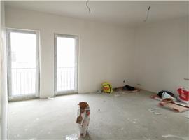 Apartament 2 camere cu 105 m gradina in vila Borhanci