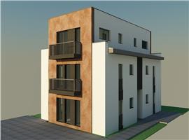 Apartament cu 3 camere decomandat in vina Borhanci