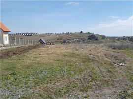 Vanzare parcele teren 356-415 mp in Dezmirpentru c-tie case