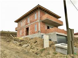Casa individuala 4 camere si 495 m teren in Borhanci