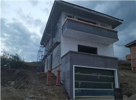 Casa individuala 4 camere si 500 m teren in Borhanci