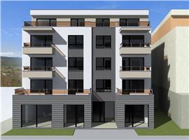 Apartament 3 camere semifinisat 72+terasa in Borhanci