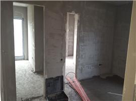 Apartament 2 camere semifinisat zona Intre Lacuri