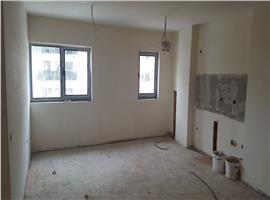 Apartament 3 camere semifinisat zona Intre Lacuri