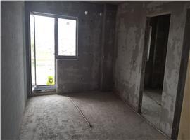 Apartament 1 camera semifinisat zona Intre Lacuri