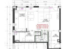Apartament 4 camere cu gradina si scara interioara in Buna ziua.
