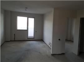 Apartament 2 camere 61 mp+terasa zona Intre Lacuri