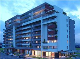 Apartament 3 camere 64 m + terasa zona Intre Lacuri
