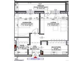 Apartament 2 camere 49 mp zona Intre Lacuri Cluj Napoca