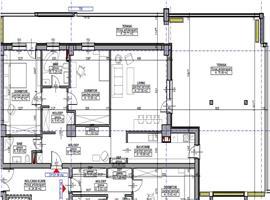 Apartament 3 camere 102 m si 101 terasa zona Intre Lacuri Cluj Napoca