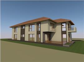 Casa/duplex de vanzare in Someseni, 4 camere, 150 mp