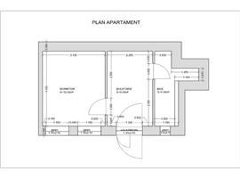 Apartament 1 camera centru strada Horea, Cluj Napoca
