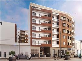 Apartament 3 camere 63 mp imobil nou centru Cluj Napoca