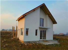 Comision 0%! Casa individuala 130 mp si 500  teren in Jucu de Sus