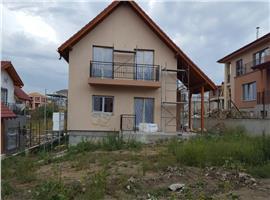 Casa individuala in Borhanci, 240 mp si 650 teren