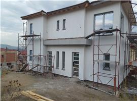 Casa cuplata 110 mp de vanzare in Borhanci