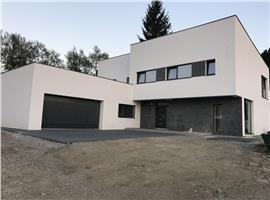 Casa individuala cu 900 m teren in Faget langa liziera padurii