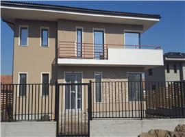 Casa individuala 134 mp si 410 m teren in Dezmir