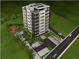 Apartament 3 camere 68 m decomandat imobil nou in Baciu
