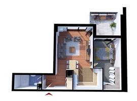 Comision 0% ! Apartament 2 camere Gheorgheni, zona Iulius Mall