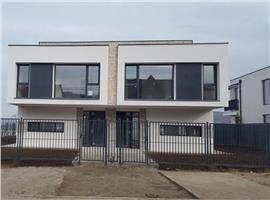 Casa cuplata cu 250 m teren in Cluj-Napoca, cartier Borhanci