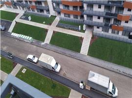 Apartament 3 camere 76 m cu terasa 23 Gheorgheni, zona Iulius Mall