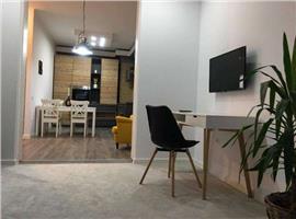 Apartament 2 camere imobil nou Gheorgheni, zona Soporului