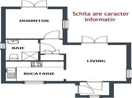 Apartament 2 camere Marasti, imobil nou zona Dambovitei