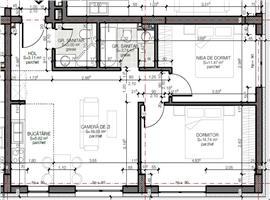 Apartament 2 camere+nisa imobil nou zona Iulius Mall