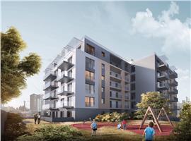 Apartament 3 camere imobil nou zona Iulius Mall