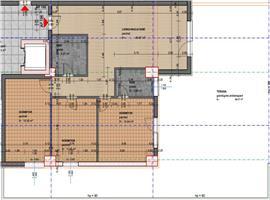 Apartament cu 98 m terasa imobil nou Intre Lacuri
