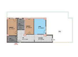 Apartament 4 camere cu 103 m terasa imobil nou Intre Lacuri