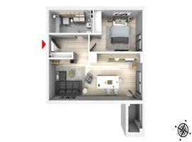 Apartament 2 camere zona Vivo Cluj Napoca