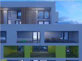 Apartament 2 camere cu scara interioara zona centrala Cluj Napoca
