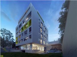 Apartament 3 camere pe doua nivele zona centrala Cluj Napoca