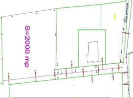 Vanzare 2000 m teren in Apahida pentru constructie case sau bloc
