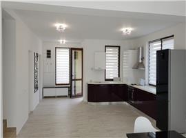 Casa individuala cu 5 camere la prima inchiriere in Borhanci