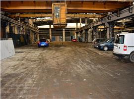 Inchiriere spatiu industrial Marasti Cluj-Napoca