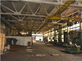 Inchiriere hala 600 mp, pod rulant,pentru productie, in cartierul Iris