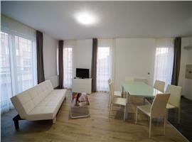 Apartament 3 camere mobilat si 60 m terasa in Gheorgheni, Cluj
