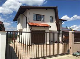 Casa de vanzare cu 4 camere si 687 teren in Faget, Cluj-Napoca